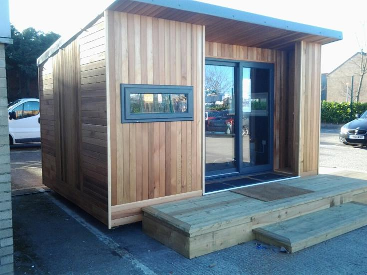 Manufactuered Garden Rooms UK
