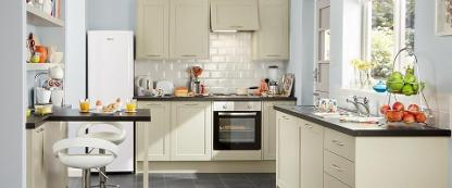 Fitted Kitchen Range for Lodges