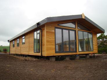 Four  Bedroom Lodges by Eco Lodge Cabins
