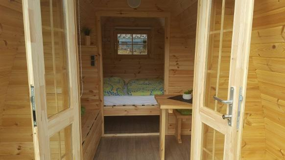 Camping Pods in the UK