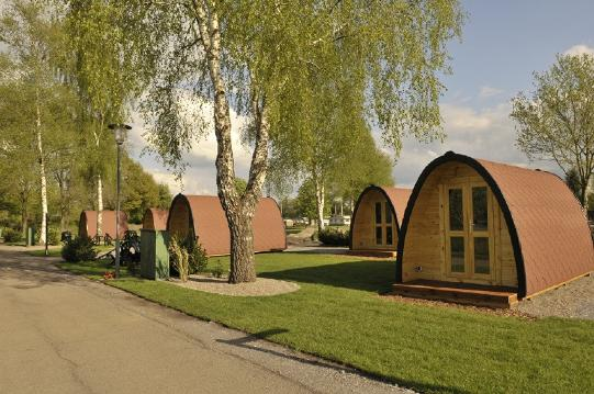 Glamping pods for sale UK