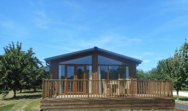 Two bed Lodge for sale near York,