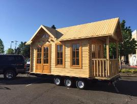 Tiny House for self assembly
