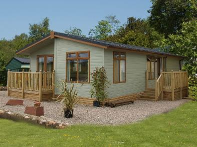 3 bedroom lodge for sale UK