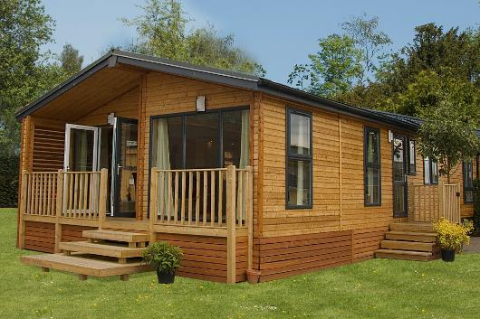 The Skipton 2 bedroom lodge