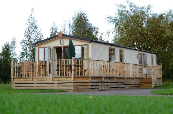 The Thirsk2 bedroom lodge