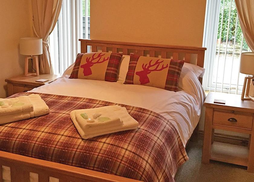 The Weighton Two Bedroom Lodge,. The Finland Slimline 2 Bedroom Lodge